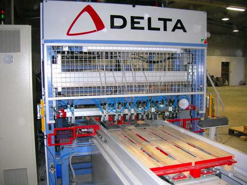 Delta szegezőgép