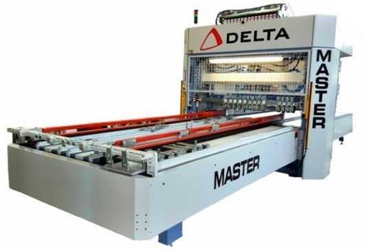 Raklapgyártógép
