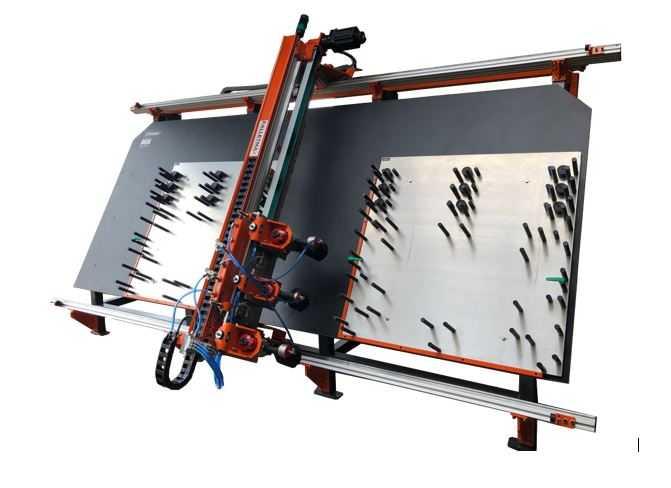 Raklapgyártó gép