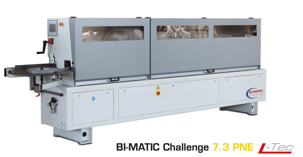 Bimatic challenge nullfugás élzárógép