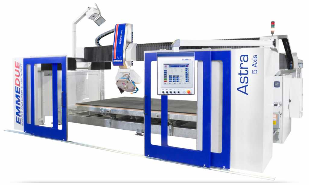 ASTRA 5 Axis
