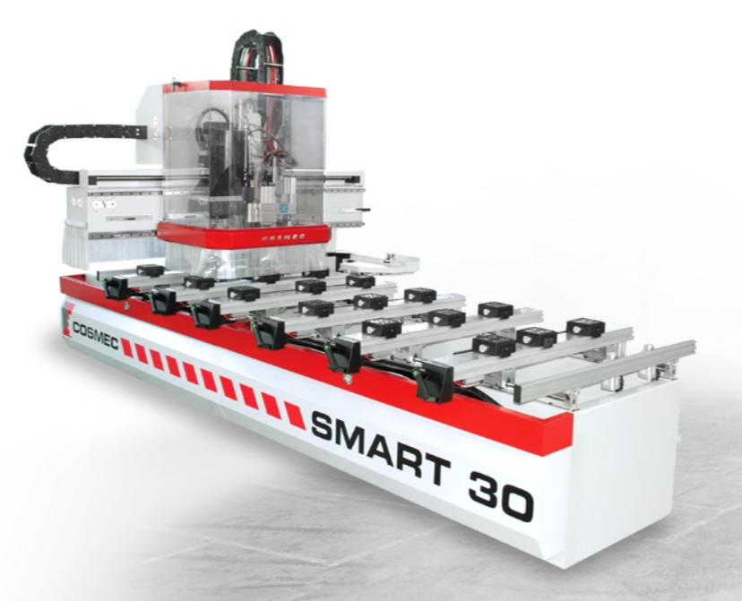 Cosmec Smart faipari CNC