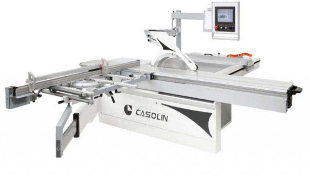 Casolin lapszabászgép